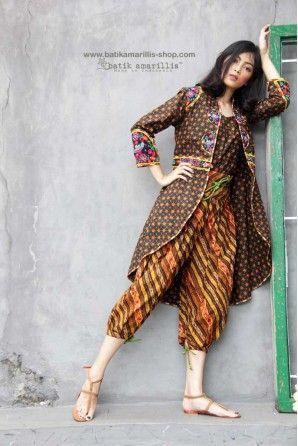 Full of Batik