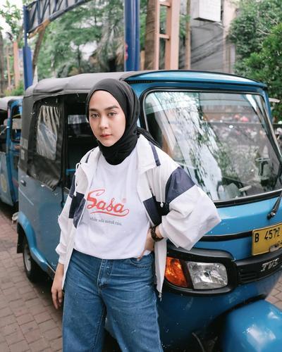 Bongkar Cara Menggunakan Hijab agar Tidak Terlihat Tembam ala Hijabers