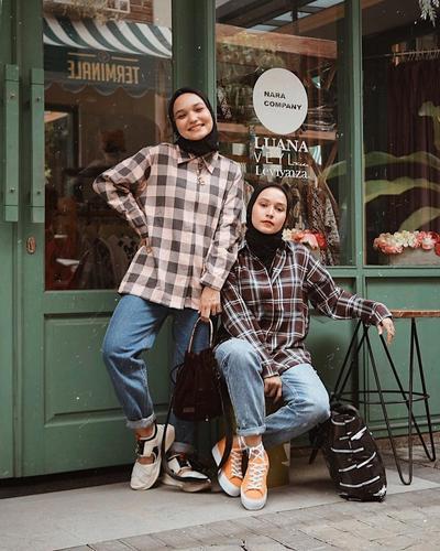 Tren di Kalangan Hijabers, Intip 6 Model Celana Jeans Super Modis Ini