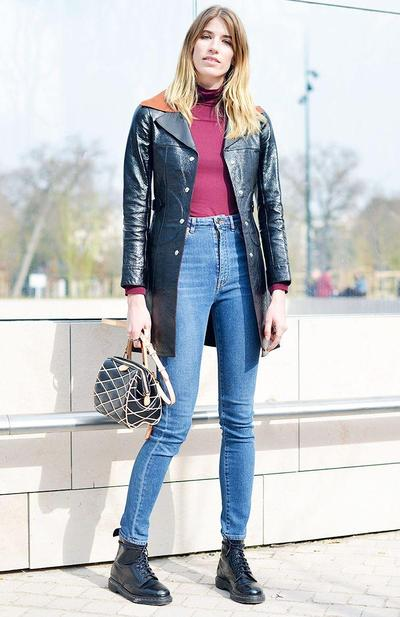 8. Flat Ankle Boots