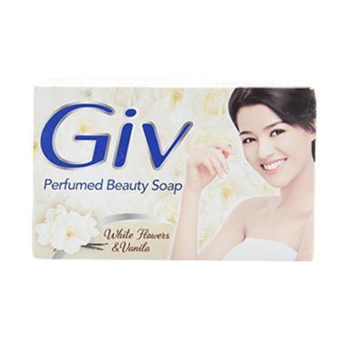3.  Khosik Assyifa Memakan Sabun Batang Merk Giv