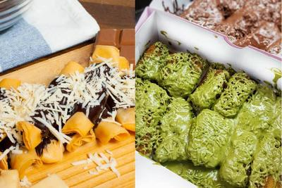 Kedai Pisang Goreng Crispy Aneka Topping yang Legit di Surabaya
