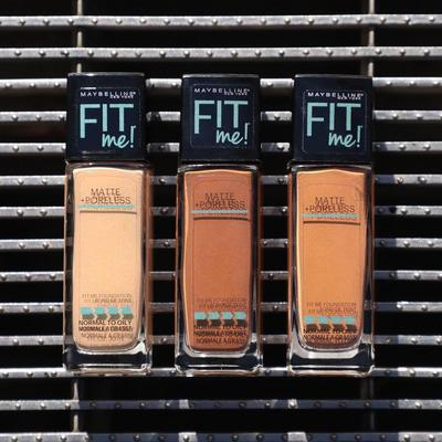 Fit Me! Matte + Poreless