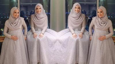 7 Tips Penampilan Artis Cantik Zaskia dan Shireen Sungkar dengan Hijab Syar'i