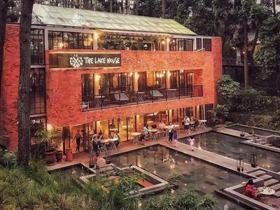 2. The Lake House