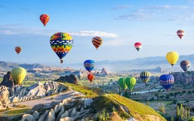 Bak Surga di Bumi, 5 Tempat Wisata di Turki ini Punya Keindah Yang Tiada Tara