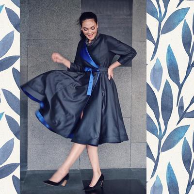 Tampil Memukau dengan Coat Dress