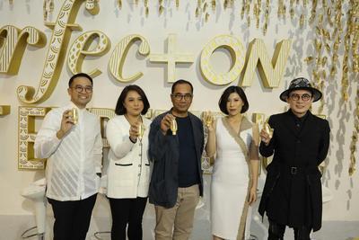 Dukung Tren Kecantikan Wanita Masa Kini, 11 Seniman Indonesia Gelar Pameran 'Pantene Perfect On Art Experience'