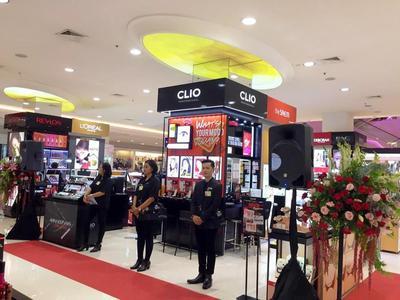 Clio Professional, Brand Makeup Korea Resmi Hadir Pertama di Indonesia