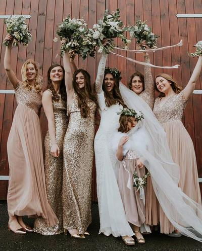 Inspirasi Model Pakaian Bridesmaid yang Super Stylish dan Kekinian