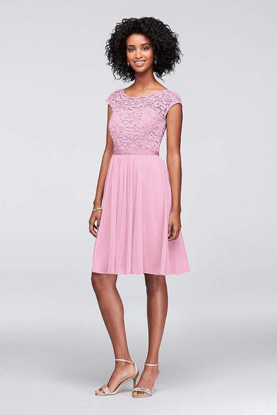 5. Pakaian Bridesmaid Stylish Lace