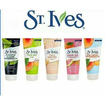 [FORUM] St. Ives yang cocok buat wajah berminyak dan komedo apa sih?