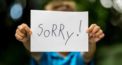 4. Ucapkan Tiga Kata Sakti: Maaf, Tolong, dan Terima Kasih