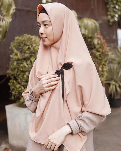 Hijab Syari Instant Kekinian