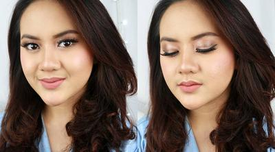 3 Tutorial Makeup Wardah Instaperfect ala Beauty Vlogger Cantik Indonesia