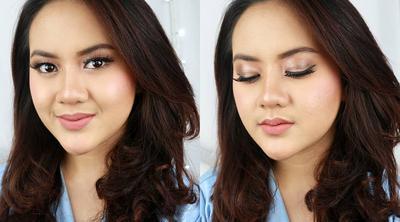 3 Tutorial Makeup Wardah Instaperfect ala Beauty Vlogger Cantik Indonesia