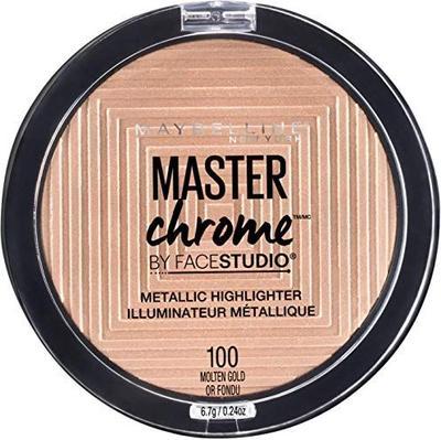 Maybelline Facestudio Master Chrome Metallic Highlighter Makeup