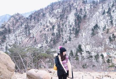 Menikmati Nuansa Dingin Bersalju di Seoraksan Mount Menjadi Pilihan