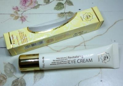 4. Viva Revitalizing Eye Cream