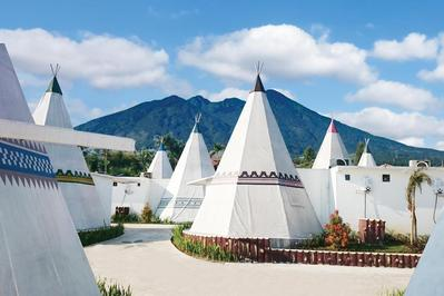 Mongolian Camp Bogor