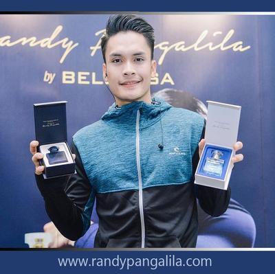 10. Randy Pangalila