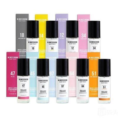 Parfum W.Dressroom New York