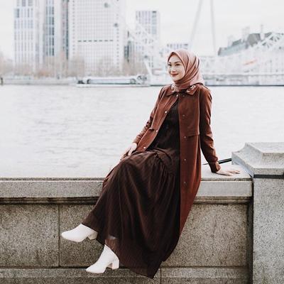 5 Hijabers Cantik yang Doyan Traveling