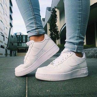 White Sneakers Wedges
