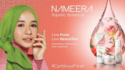 Pengen Kulit Wajahmu Sehat dan Cantik Setiap Hari? Yuk, Pakai Rangkaian Skincare Nameera yang Aman dan Halal Ini, Ladies!