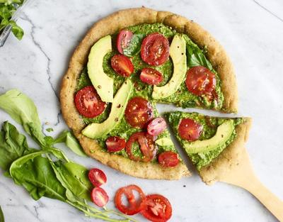 3. Vegan Pizza