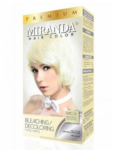 Miranda Hair Color Premium 3D Bleaching/Decoloring