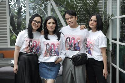 Romantic Retro Kolaborasi Make Over dan Tities Sapoetra dalam Fashion Nation XIII Edition 2019