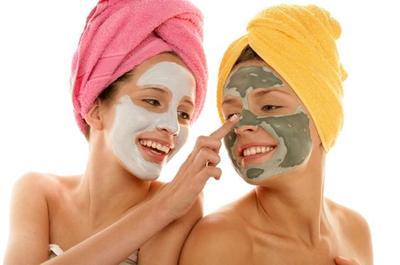 Rajin-Rajin Untuk Masker dan Scrub