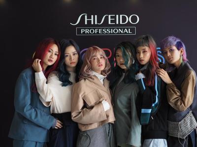 Shiseido Professional Rilis 12 Pilihan Warna Trend Rambut 2019