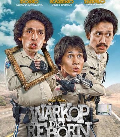 1. Warkop DKI Reborn: Jangkrik Boss! Part 1