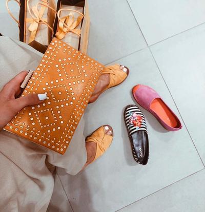 Anti Lecet, 6 Model Flatshoes Ini Nyaman Digunakan Saat Kerja