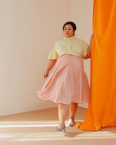 Inspirasi Fashion Uchita Pohan