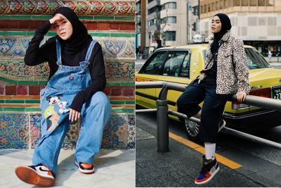 5 Fashion Item Street Style Terbaik yang Wajib Dipakai Hijabers Kekinian