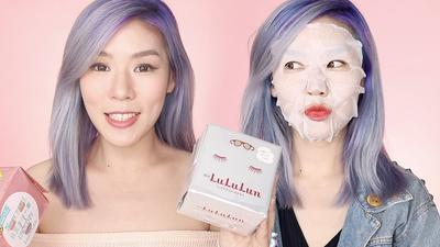 Rekomendasi Sheet Mask Jepang yang Bagus untuk Melembabkan Kulit Kering