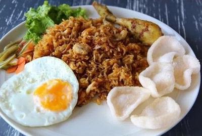 Nasi Goreng Ayam Kecap