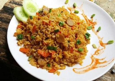 Nasi Goreng Ala Restoran