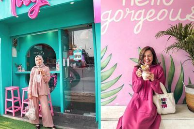 7 Kedai Kopi Bernuansa Pink Pastel di Jakarta yang Cute Banget, Jangan Lupa Foto-foto!