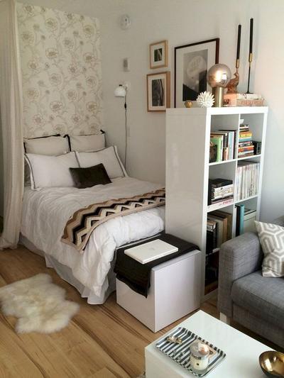 Gunakan furniture yang Minimalis