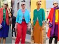 [FORUM] Kapan sih terakhir pake baju macem lampu merah alias tabrak warna?