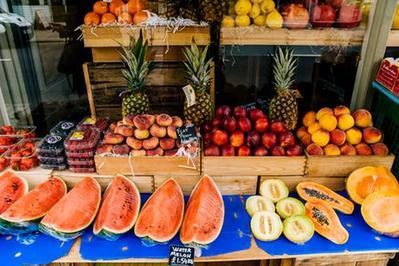 Perbanyak Makan Buah dan Sayur
