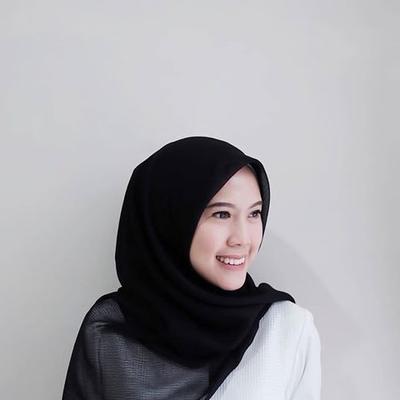 Bahan Hijab Corn Skin