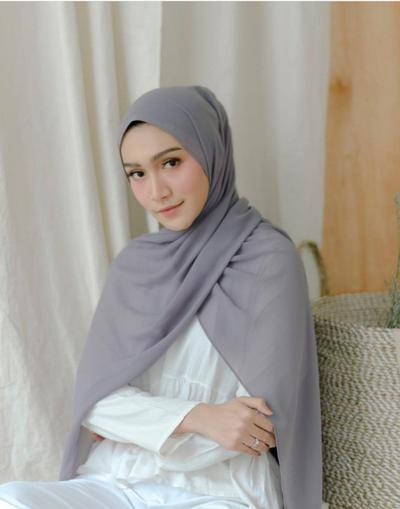 Bahan Hijab Baby Doll