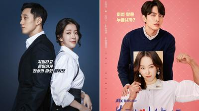 Punya Cerita Ringan, Ini 7 Drama Korea Bergenre Comedy Romance yang Wajib Ditonton