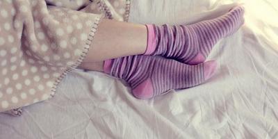 [FORUM] Pakai kaus kaki apakah termasuk menutup aurat?