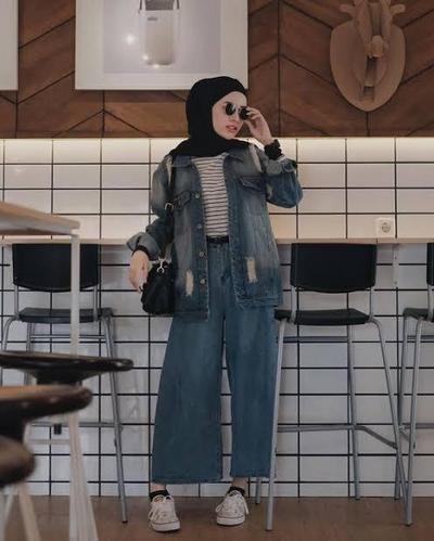 4. Jaket Jeans